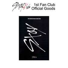 STRAY KIDS - 1st Fan Club Official Goods - Photo Book Note