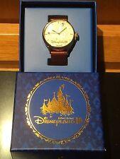 Disneyland Hong Kong 10th Anniversary Watch New In The Box Rare