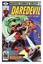 DAREDEVIL #162 - 1980 - Steve Ditko - Marvel Comics - HIGH GRADE