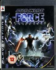 Playstation 3 - PS 3 - STAR WARS - The Force Unleashed - Complet