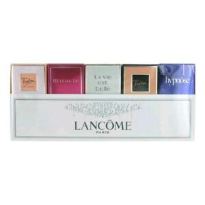 Lancome Travel Exclusive Mini Gift Set for Women 5 Pieces