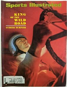 Sports Illustrated February 26 1968 Curtis Turner Racing Winter Olympics Dodgers