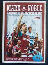Mark nobles testimonios DVD @ Ana, completo partido vs leyendas di canto, Ludo Etc