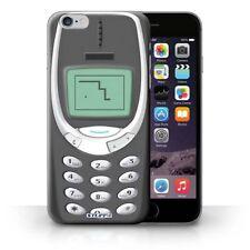 Housses et coques anti-chocs gris iPhone 6 pour téléphone mobile et assistant personnel (PDA)