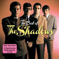 THE SHADOWS - THE BEST OF 2 CD NEU