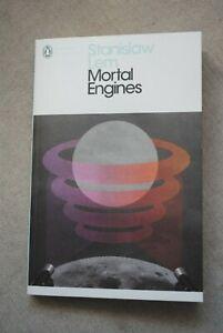 Mortal Engines by Stanislaw Lem (Paperback, 2016) NEW