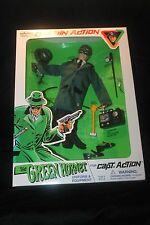 Green Hornet Uniform & Equipment Set Capt. Action Playing Mantis 2000 SEALED