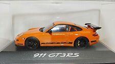 Minichamps 1:43 Porsche 911 GT3 RS (NO BOX)