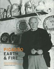 SOTHEBY'S Pablo Picasso Unique Ceramics Collection MADOURA Auction Catalog 2015
