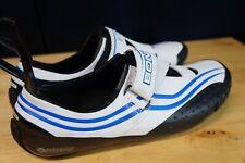 "Bont Sub 10 Triathlon Shoe, 10.5"" long. Insole is 9.75"" . Fiberglass bottom. NEW"