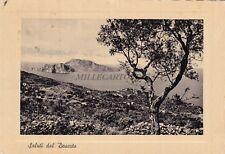 SANT'AGATA SUI DUE GOLFI - Capri vista dal Deserto 1957