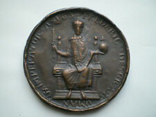 MEDAILLE - Abguß vom Wachssiegel - Bronze-Siegel Kaiser Friedrich Barbarossa