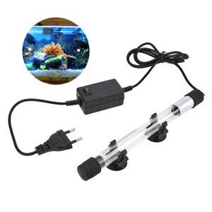 Lampada Pulita da Acquario per Acquario Sterilizzatore a Luce UV Sommergibile