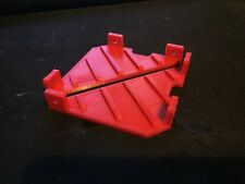 Tamiya TT-01E Man Racing Truck Body Cab Support (Left & Right) 3d Printed - Red