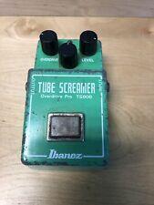 Original Ibanez TS-808 Tube Screamer Vintage Guitar Effects Pedal Free Shipping
