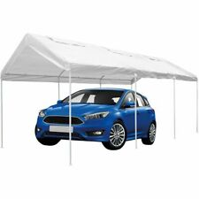 SCA Temporary Carport - With Vents 3 X 6 X 2.7m