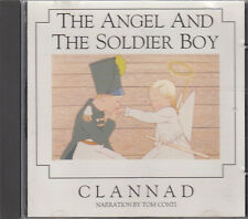 The Angel And The Soldier Boy Clannad Narration Tom Conti CD Audio FASTPOST