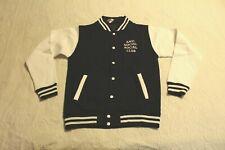 Anti Social Social Club Men's Dropout Letterman Jacket AB3 Navy/White Medium NWT