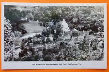 THE HOMESTEAD, Hot Springs, VA Postcard UNUSED