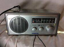 Prison Radio Clear Sangean WR-1 model CDOC Colorado Department of Corrections