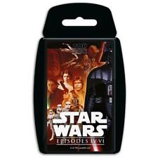 Star Wars Ep IV - VI Top Trumps Education Game Card Game
