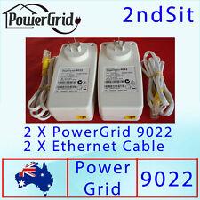 Comtrend PowerGrid 9022 Powerline Ethernet Pass through Network Adaptor Starter