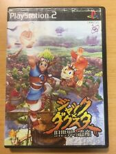 FREE SHIPPING SONY PS2 PLAYSTATION 2 JAPAN NTSC Jack and Daxter