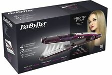 Babyliss ST395E iPro 230 Steam Wet & Dry Hair Straightener Professional Novelty