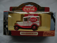 Coca-Cola die-cast vehicles Model A Woody Wagon #SL7000 made in England