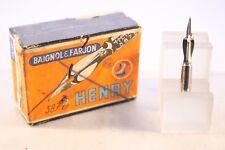 Vintage Baignol & Farjon 387 EF Henry Dip Pen Nib, NOS
