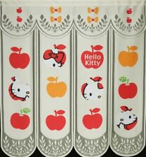 JAPANESE Noren Curtain NEW Hello Kitty MADE IN JAPAN  85x90cm