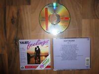 Night Feelings 2 (1990, CBS) | CD | REO Speedwagon, Willie Nelson, Johnny Log...