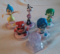 Disney Infinity 3.0 Inside out Characters.. you choose which one youd like