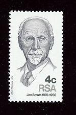 Sudafrica 1975 Jan Smuts conmemoración sg378 Bloque De 4 Mnh