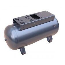 Druckluftkessel Druckluftbehälter 90 L Kessel Kompressor liegend