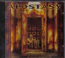 Apostasy-Cell 666 cd album