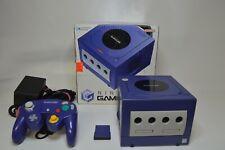 Nintendo GameCube Konsole Lila m. OVP |Getestet | BLITZVERSAND?