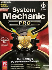 iolo System Mechanic Professional Pro Unlimited PCs Household New!
