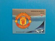 Figurine Panini Champions League 2012-13 2013 n.516 Scudetto Manchester United