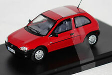 Opel Corsa B 1994 rojo 1:43 Premiumx nuevo con embalaje original prd427