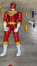 power rangers legacy zeo red ranger
