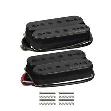 OriPure Alnico 5 Electric Guitar Humbucker Pickups Neck & Bridge Pickups Black