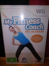 My Fitness Coach: Get In Shape - Wii Edition - Includes Manual