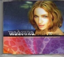 (CR966) Madonna, Beautiful Stranger - 1999 CD