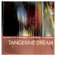 TANGERINE DREAM The Essential CD BRAND NEW Compilation