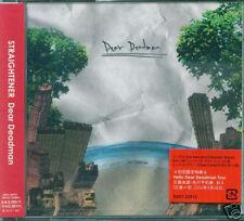 STRAIGHTENER - Dear Deadman - Japan CD - NEW J-POP