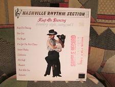 NASHVILLE RHYTHM SECTION - Keep On Dancing - Rare R&B FUNK LP