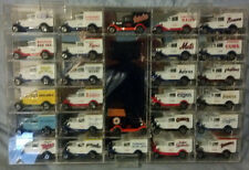 1990 Matchbox Ford Truck MLB 26 Team Set and Display Case + 1989 Orioles Truck