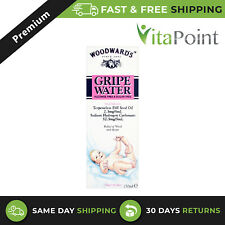 WOODWARDS GRIPE WATER ALCOHOL FREE & SUGAR FREE ORAL SOLUTION 150ml