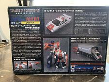 Takara Transformers Masterpiece: MP-14 Red Alert Action Figure MIB